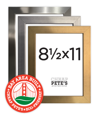 8.5x11 Presidio Frame   Cheap Pete\'s Frame Factory Outlet