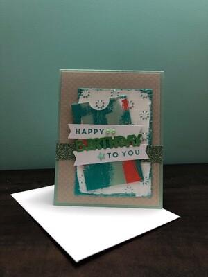 Gift Pocket Card