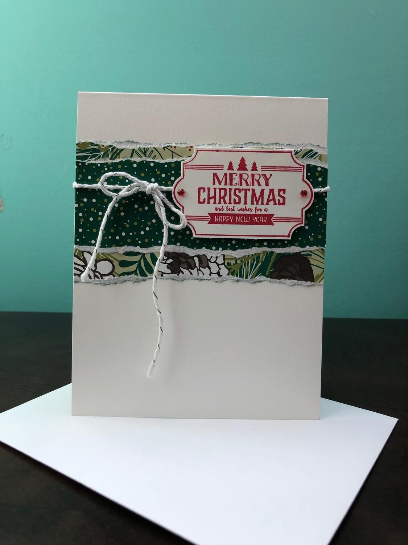 Merry Christmas Twine
