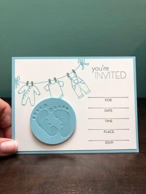 Baby Invites (13+ Invites)