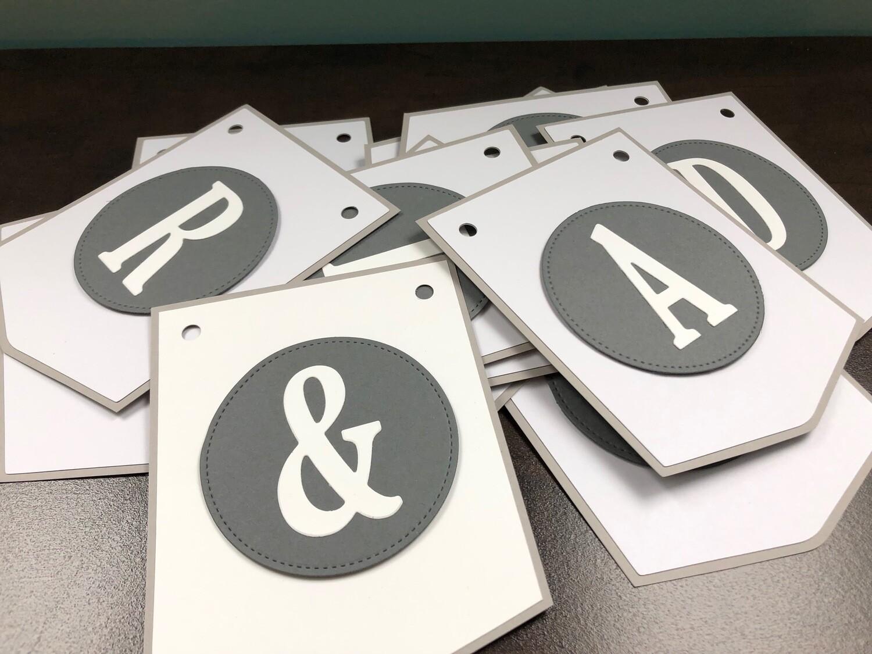 Letter, Number & Symbol Panels