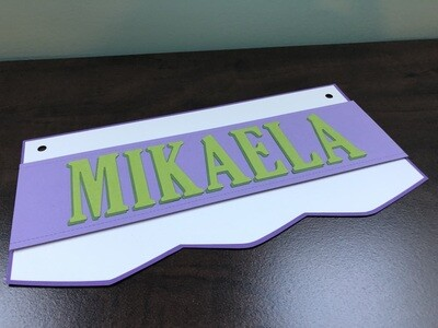 Name Panel (7-9 Letters)