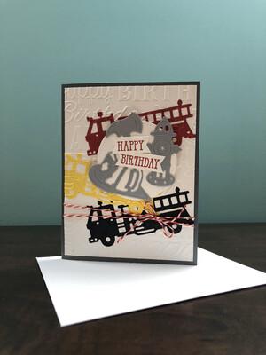 Fire Engine Birthday