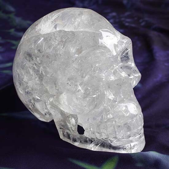 Crystal Skull Consciousness Workshop