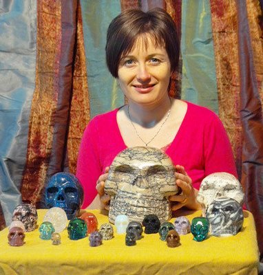 Crystal Skull Healing Workshop