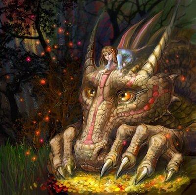 Lammas Abundance Dragons Workshop
