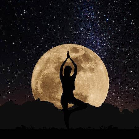 Pleiadian Light Channel Healing Full Moon Workshop