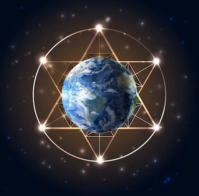 Activating the Golden Merkaba, Earth Healing Retreat