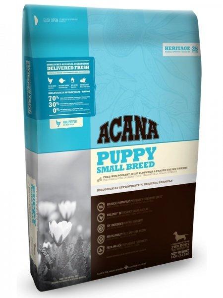 Корм для щенков Acana Puppy Small Breed