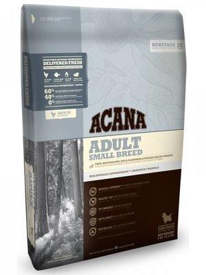 Корм для собак Acana Adult Small Breed