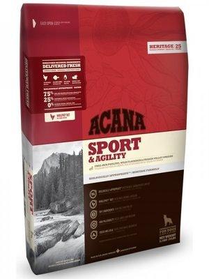 Корм для собак Acana Sport & Agility