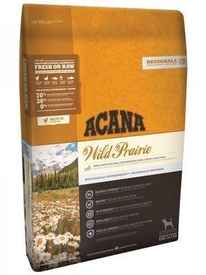 Корм для собак Acana Wild Prairie