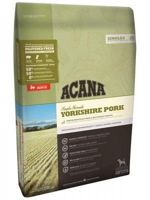 Корм для собак Acana Yorkshire Pork