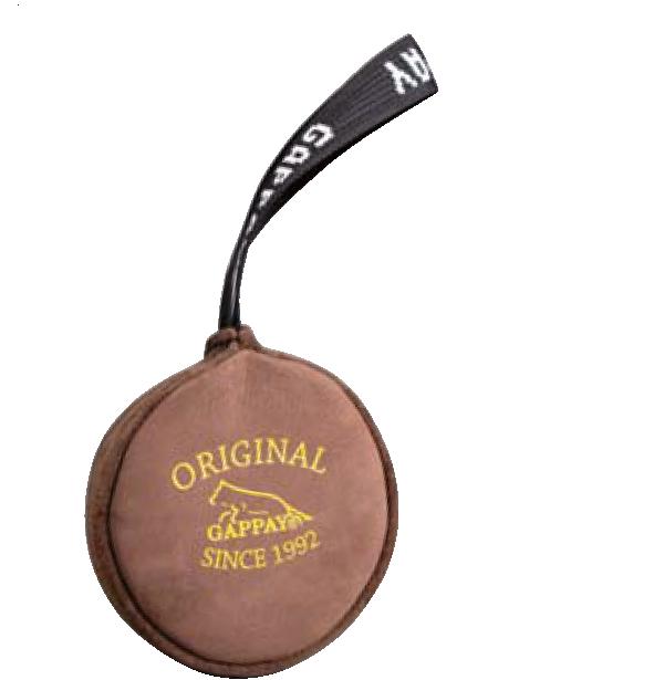 GAPPAY Кожаный мяч с ручкой большой 11 см
