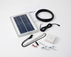 SolarMate 1LED Light Kit