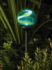 Murano Aqua Solar garden Light