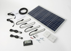 SolarMate 4 Lighting Kit