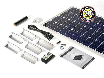 150 Watt Solar Rooftop Kit
