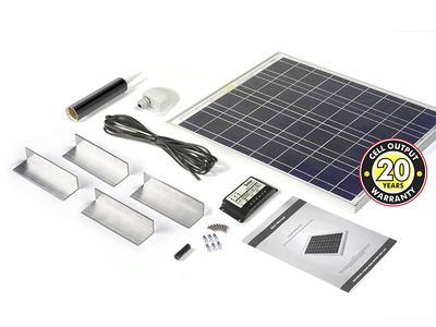 45 Watt Solar Rooftop Kit