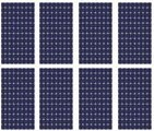 2kW Domestic Solar Panel Kit