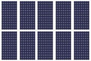 2.5kW Domestic Solar Panel Kit