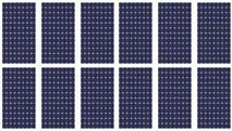 3kW Domestic Solar Panel Kit