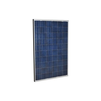 Hisunage 260 Watt Silver Poly Solar Panel|Bulk