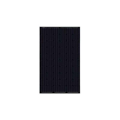 Hisunage 260 Watt Mono Black Solar Panel|Bulk