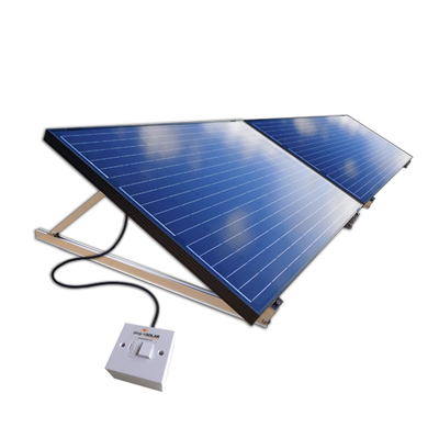 500 Watt Plug in Solar Panel Kit Duo