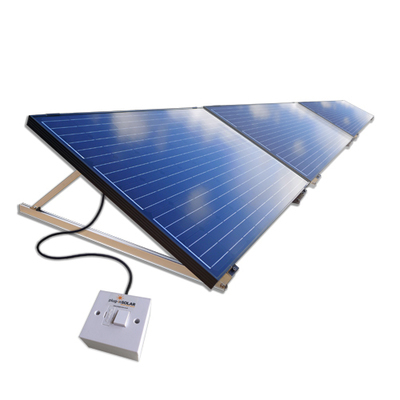 750 Watt Plug in Solar Panel Kit Trio