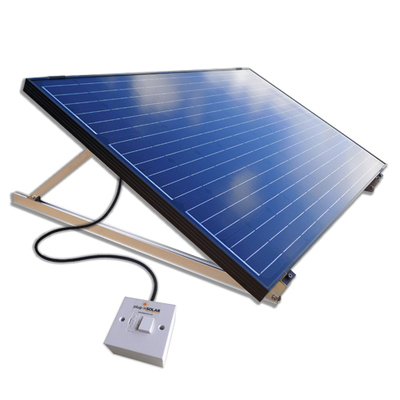 250 Watt Plug in Solar Kit Mono