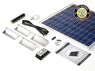 60 Watt Solar Rooftop Kit