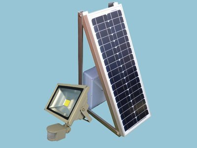 Solar Lighting Kits for stables, barns and remote locations