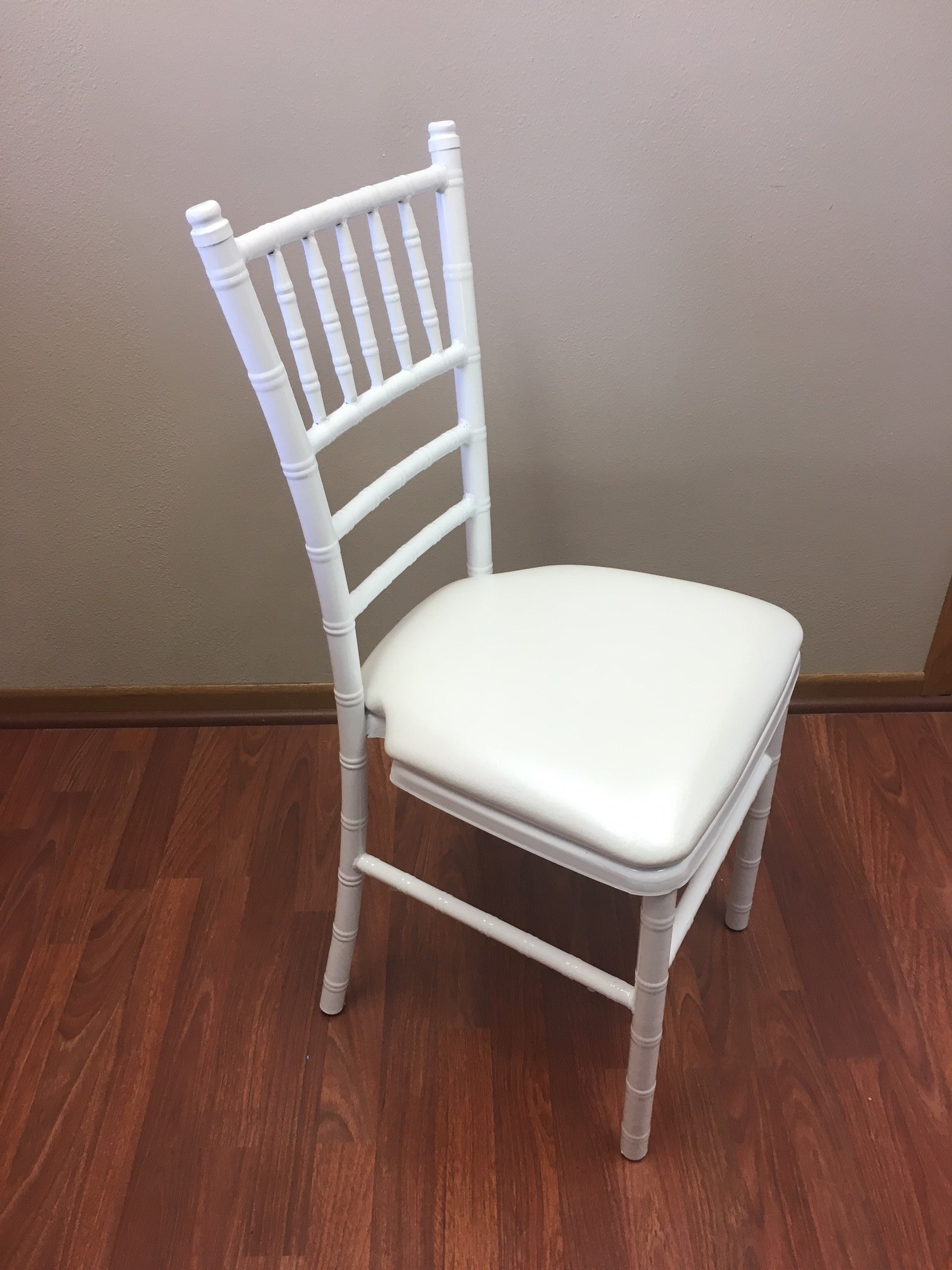 White Aluminum Chiavari Chair Rental WhiteAluminum  Chiavari Chair Rentals