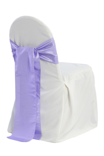 Ivory Banquet Chair Covers - B#3 Ivory Banquet Chair Covers - B03