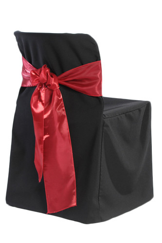 Black Conference Chair Cover Rentals