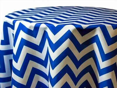 Chevron Tablecloth Rentals
