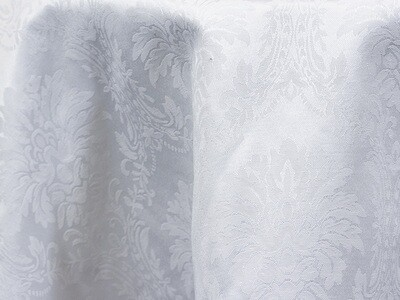 Wellington Damask Tablecloth Rentals