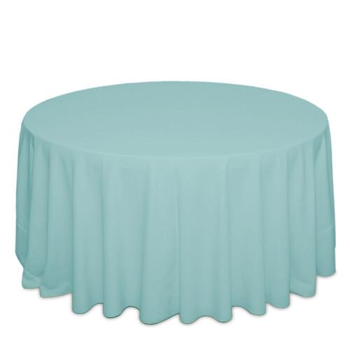 Aqua Tablecloth Rentals