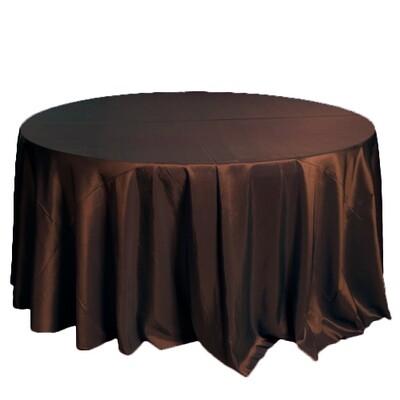 Taffeta Tablecloths Rentals