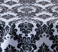 Damask Table Runner Rentals