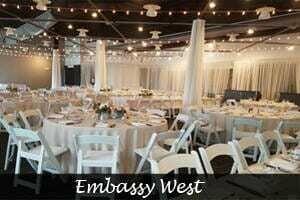 Italian Lighting Rentals - Embassy West