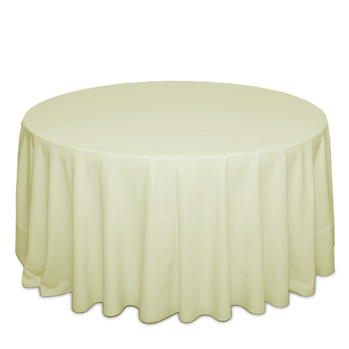 Maize Tablecloths Maize Solid Polyester Tablecloth Rentals