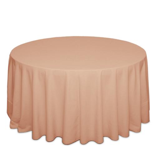 Incroyable Peach Tablecloths