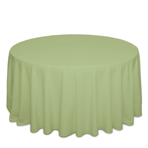 Clover Tablecloths Clover Solid Polyester Tablecloth Rentals