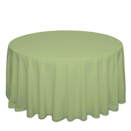 Celadon Tablecloths Celedon Solid Polyester Tablecloth Rentals
