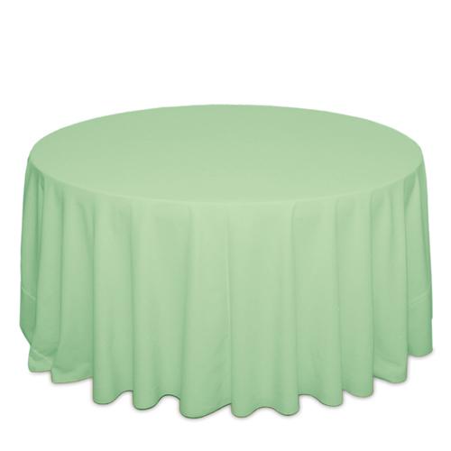 Mint Green Tablecloths Mint Solid Polyester Tablecloth Rentals