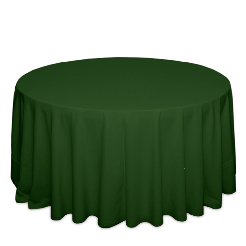 Moss Green Tablecloths Moss Solid Polyester Tablecloth Rentals