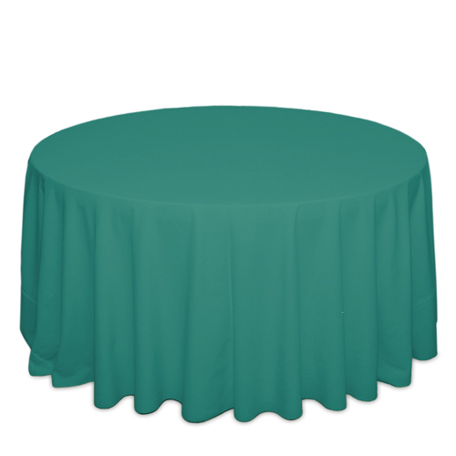 Jade Tablecloths Jade Solid Polyester Tablecloth Rentals