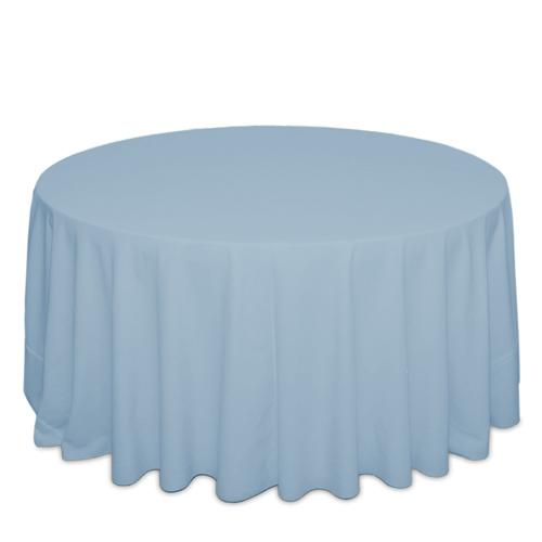 Light Blue Tablecloths Light Blue Solid Polyester Tablecloth Rentals